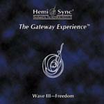 Wave III - Freedom - CD Package